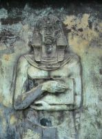 Silver-Stock: Cemetery Pharaoh by silver-stock