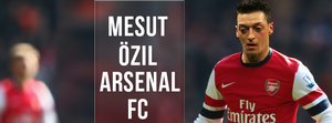 Mesut Ozil 11 Arsenal Facebook Cover by Hecziaa
