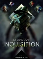 Dragon Age: Inquisition Poster by CohenR