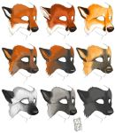 And now some foxes by Magpieb0nes