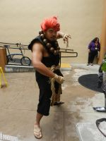 Anime Los Angels 2015 Street Fighter Akuma by Demon-Lord-Cosplay