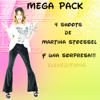 Pack Martina Pedido by ElenEditions