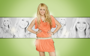 Hannah Montana - Wallpaper 031 by r-adiant