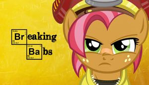 Breaking Babs by PixelKitties