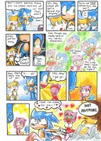 Ice Cream - Sonic Comic. by taeshilh