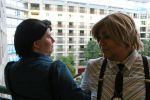 Yaoi-Con '14 - FAKE by elvenarcher