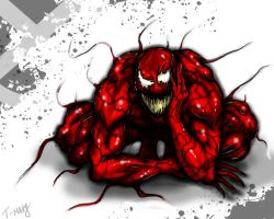 carnage wallpaper by suspension99