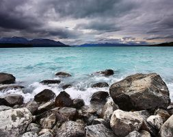 Tekapo Blue by sculpted1
