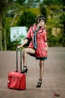 My Red Travell Bag 3 by JazzYourSoul