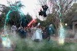 Sith Attack On The Wedding Party by 6ideon