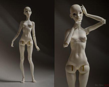 BJD 3d-print by BigBad-Red