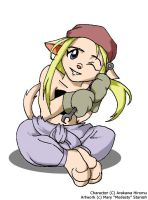 Winry Kitty by modesty