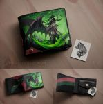 Illidan wallet by eiphen