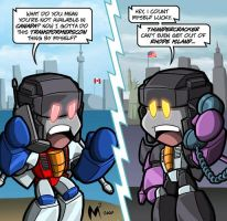 Lil Formers - Exclusives by MattMoylan