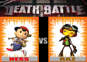 Death Battle Fight Idea 8 by Death-Driver-5000