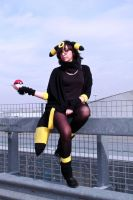 Umbreon Cosplay by Tanpopo89