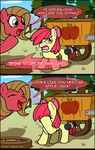 Ask Pun Pony: Apple Cart (#99) by AniRichie-Art