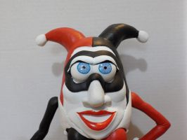 Harley Quinn Potatohead Eyes by Potatoheadmaster