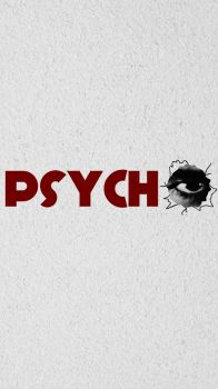 Psycho Peeping Tom poster by ClarkArts24