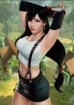 Danielle Vedovelli's Tifa cosplay. by iurypadilha