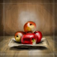 Majestic Apples by Dauganor