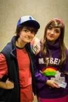gravity falls by ghousel