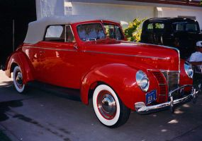 40 Ford Ragtop by StallionDesigns