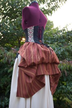 Steampunk Bustle . sample by taeliac