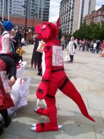 MCM Expo Manchester cosplay photo 30 by moshimo