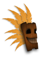 The laughing Mayan Happy Face by MrSparkles10