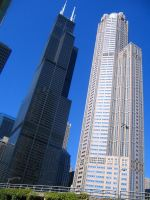 Sears Tower 5087957 by StockProject1