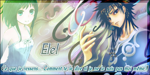Sign' pour Elel by Toshi-Shu