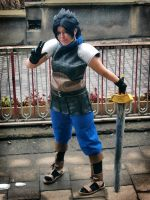 Birth by sleep Cosplay - Zack by zahnpasta