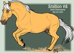 Mustang Stallion Adoption 8 by JNFerrigno