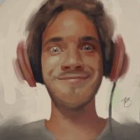 Pewds :) by TryingDrawingG