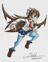 Filia Watercolor by YeraldReloaded