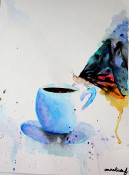 Tea With The Butterflys by stuff73920147