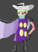 He is DARKWING ZIM by wlanman