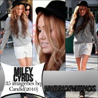 Photopack 170: Miley Cyrus by PerfectPhotopacksHQ