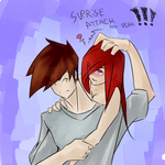 Surprise Attack!!~~ by K3N5l-l1R0