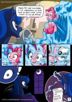 Day in the Lives of the Royal Sisters 11 by mysticalpha