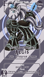 [Commission] Aegis by vavacung