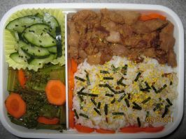 Bento No. 24 by kittyfan228
