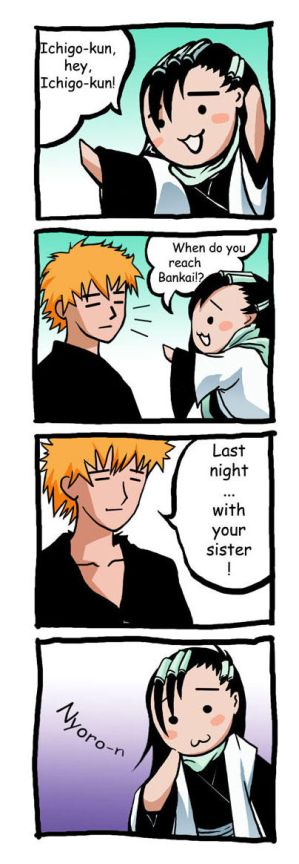 Imagenes graciosas Bleach_Nyoro_n_by_quivix