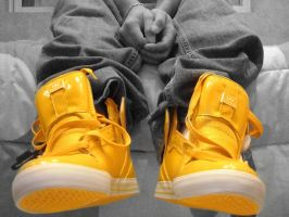 yellow joints by eDonxjointcookie