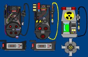 evolution of the proton pack by BERNEST