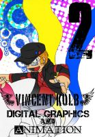 DGA 2 Cover 2 by VHCrow