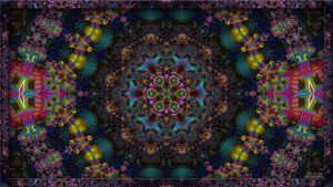 Psychedelus Version I by eccoarts