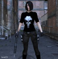 What If Rin was LF Punisher by hotrod5
