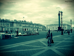 Palace Square, Saint-Petersburg by KatyGreen1334
